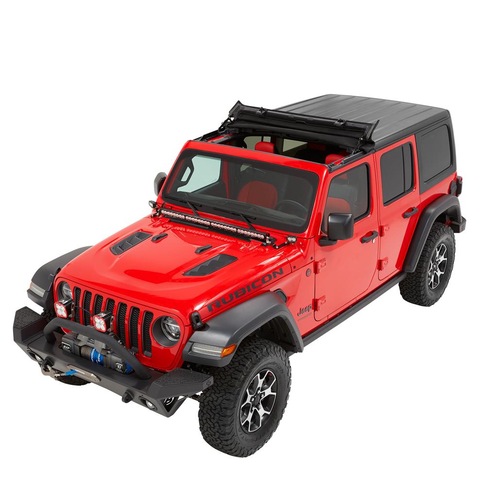 bestop sunrider for hardtop standard f r jeep wrangler. Black Bedroom Furniture Sets. Home Design Ideas